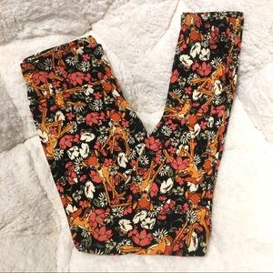 Lularoe OS Bambi Leggings